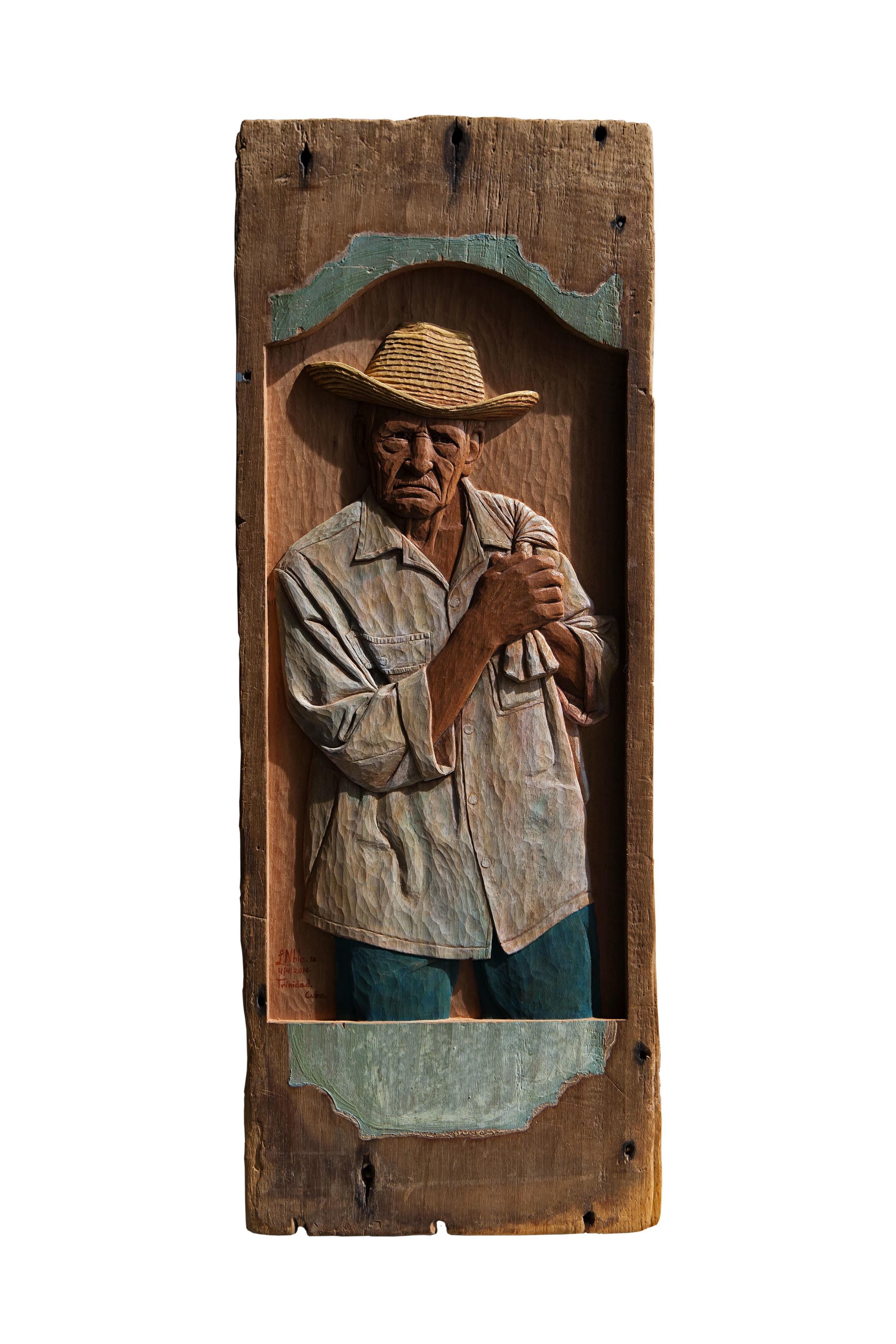 Justiliano Martínez Jaúrequi - $6000 93.5 x 34 cm 2016