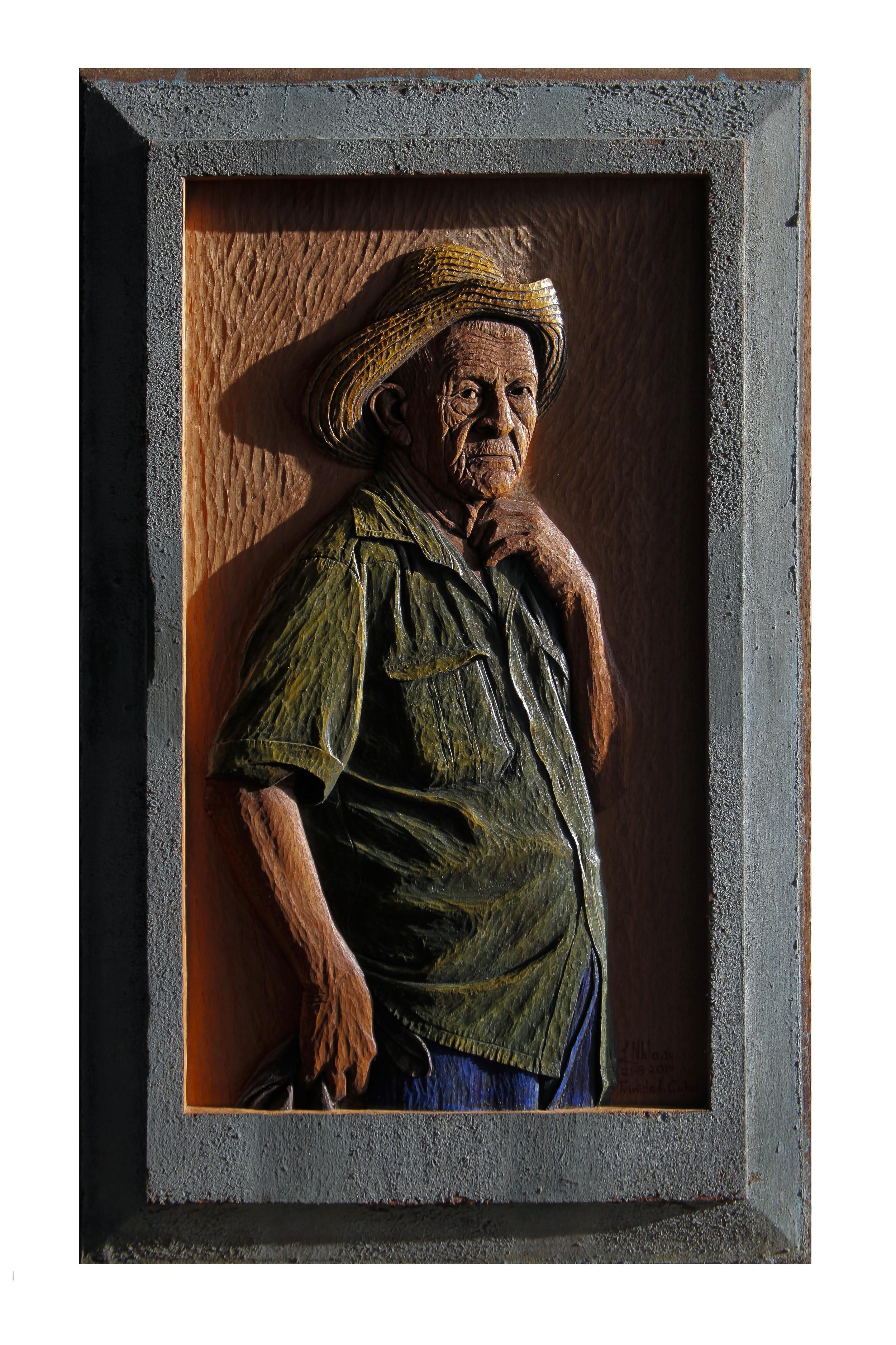 Martiniano Martín Pérez - $9000 89 x 53 cm 2014
