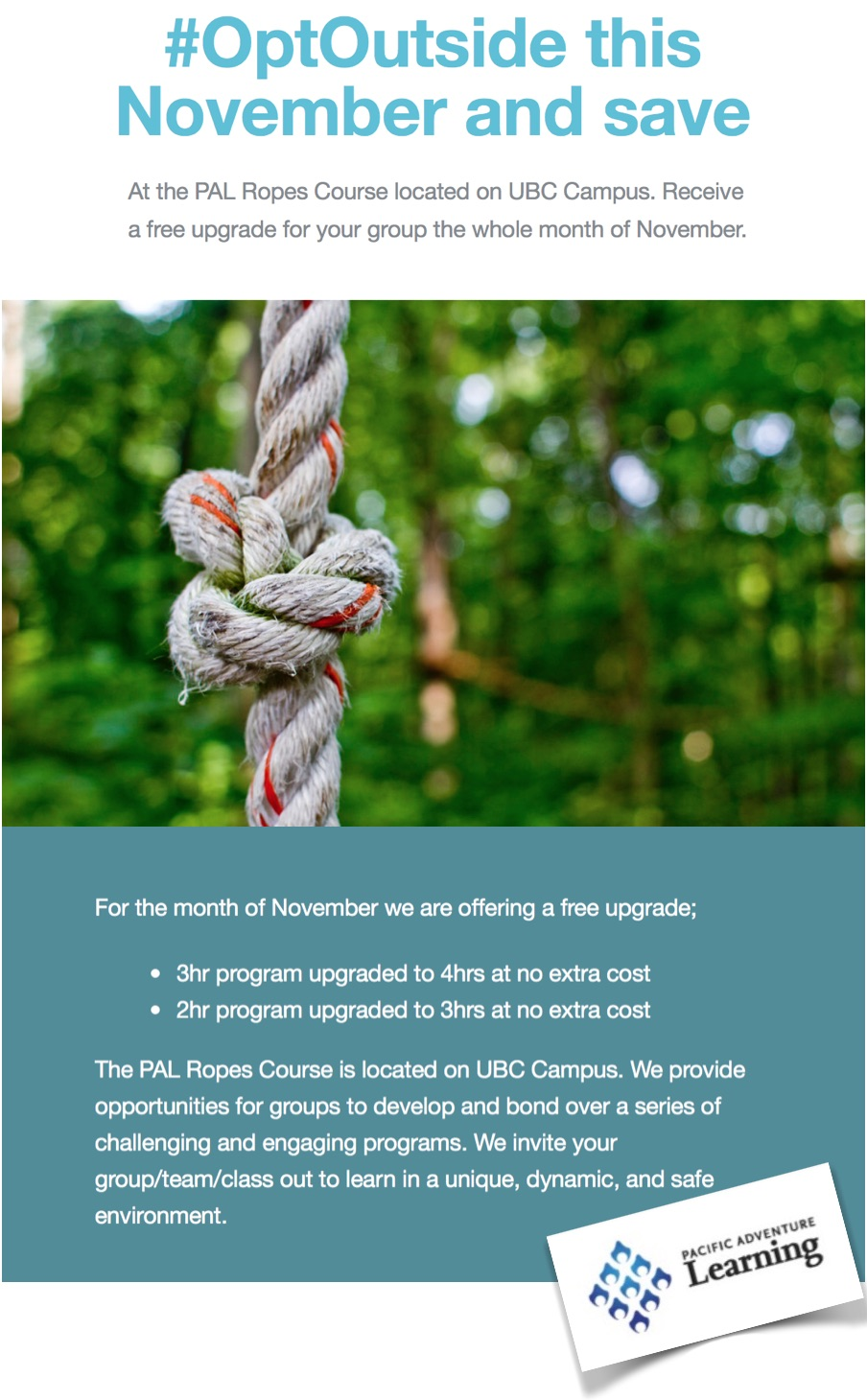 email info@palropescourse.com for more information