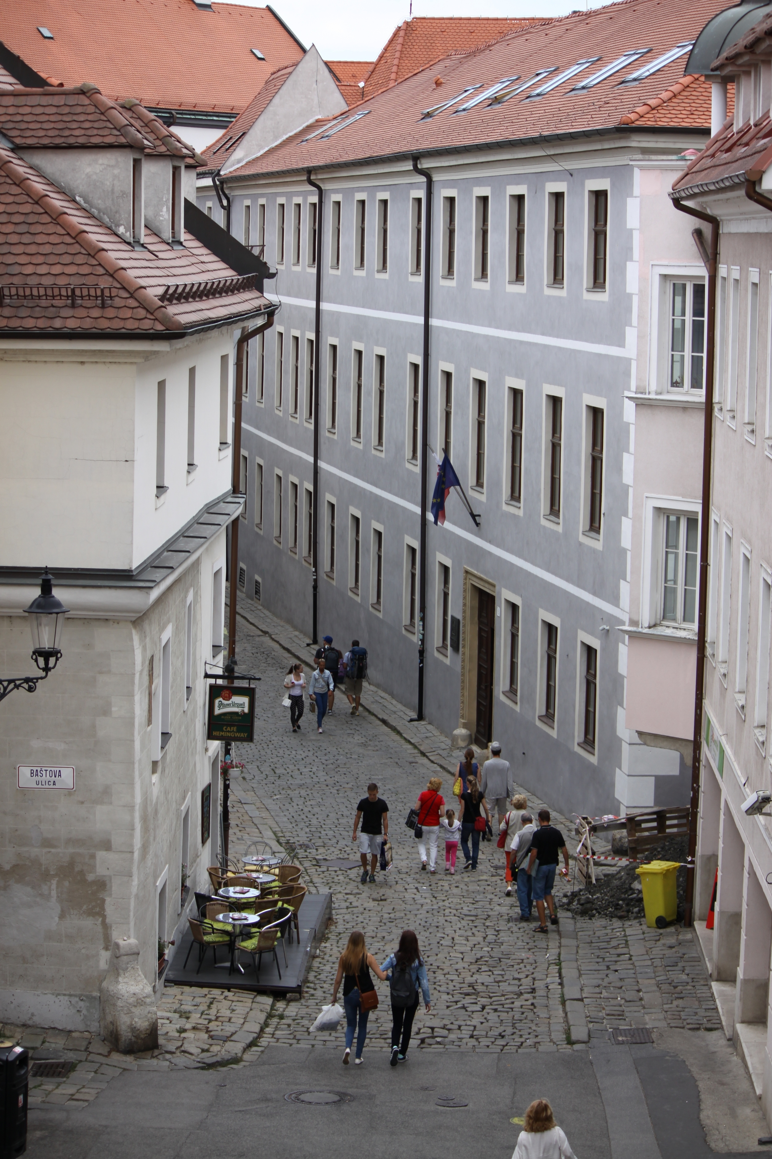 One Way to Old Town