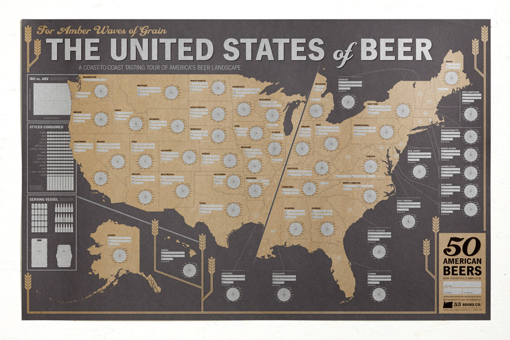 craft-beer-gift-guide-united-states-beer-map