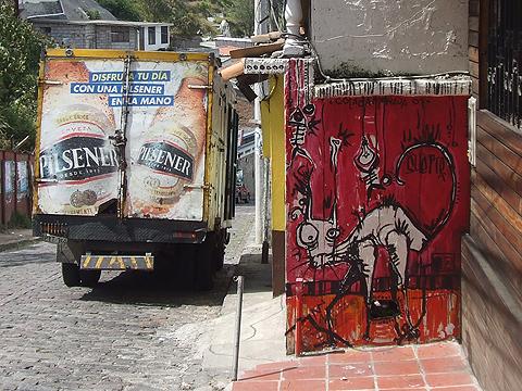 guapulo-graffiti-cat-pilsener-truck