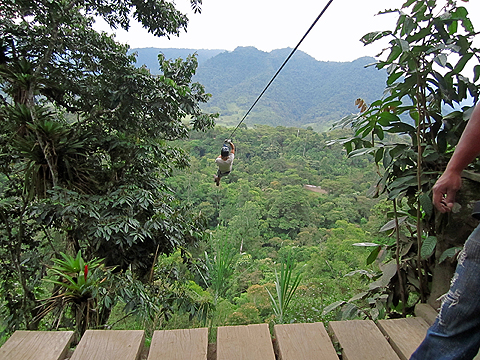 Scout Adventure #9 // Lost in Translation Over Ecuador's Cloud Forest — The  Scout Project