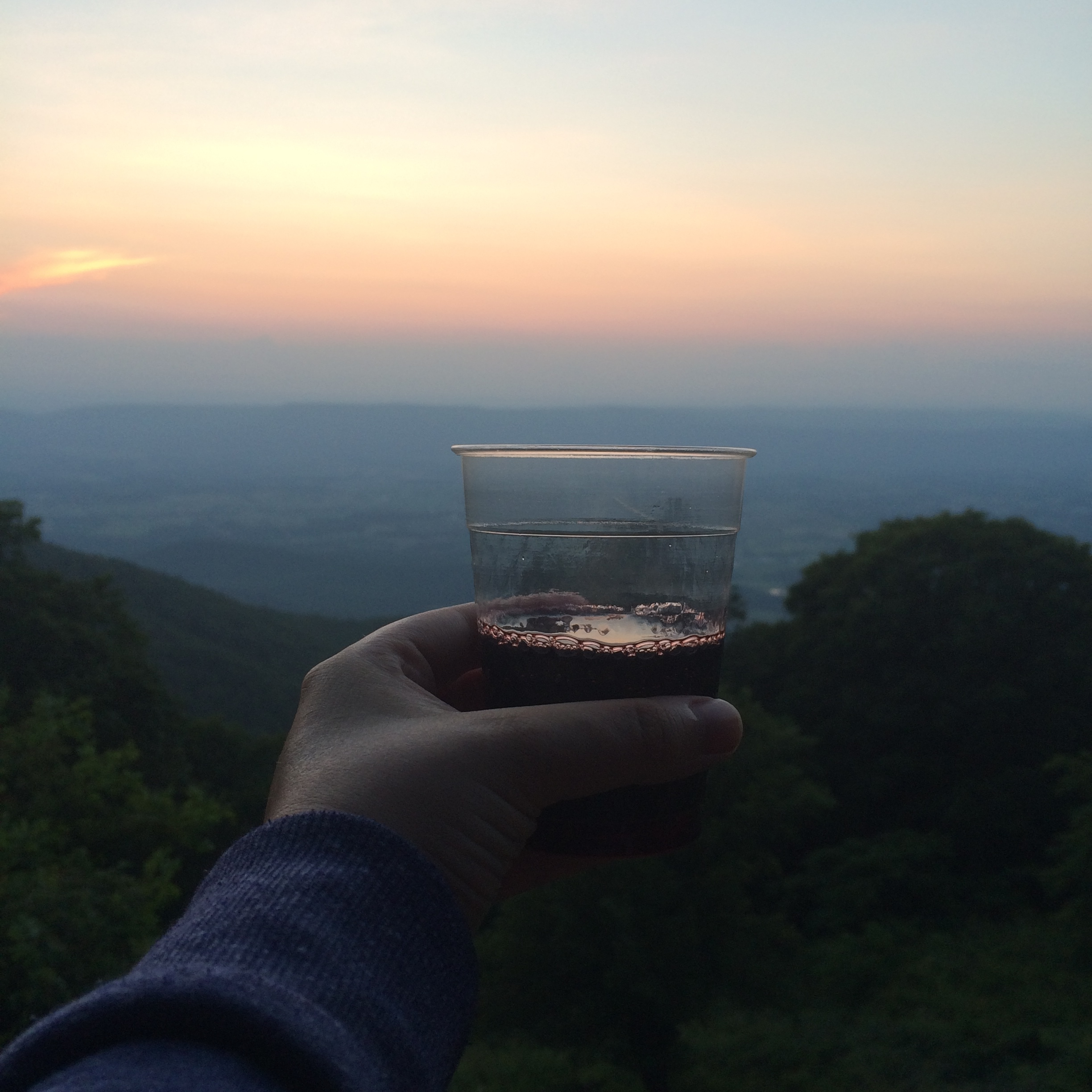 drinking-wine-shenandoah-national-park