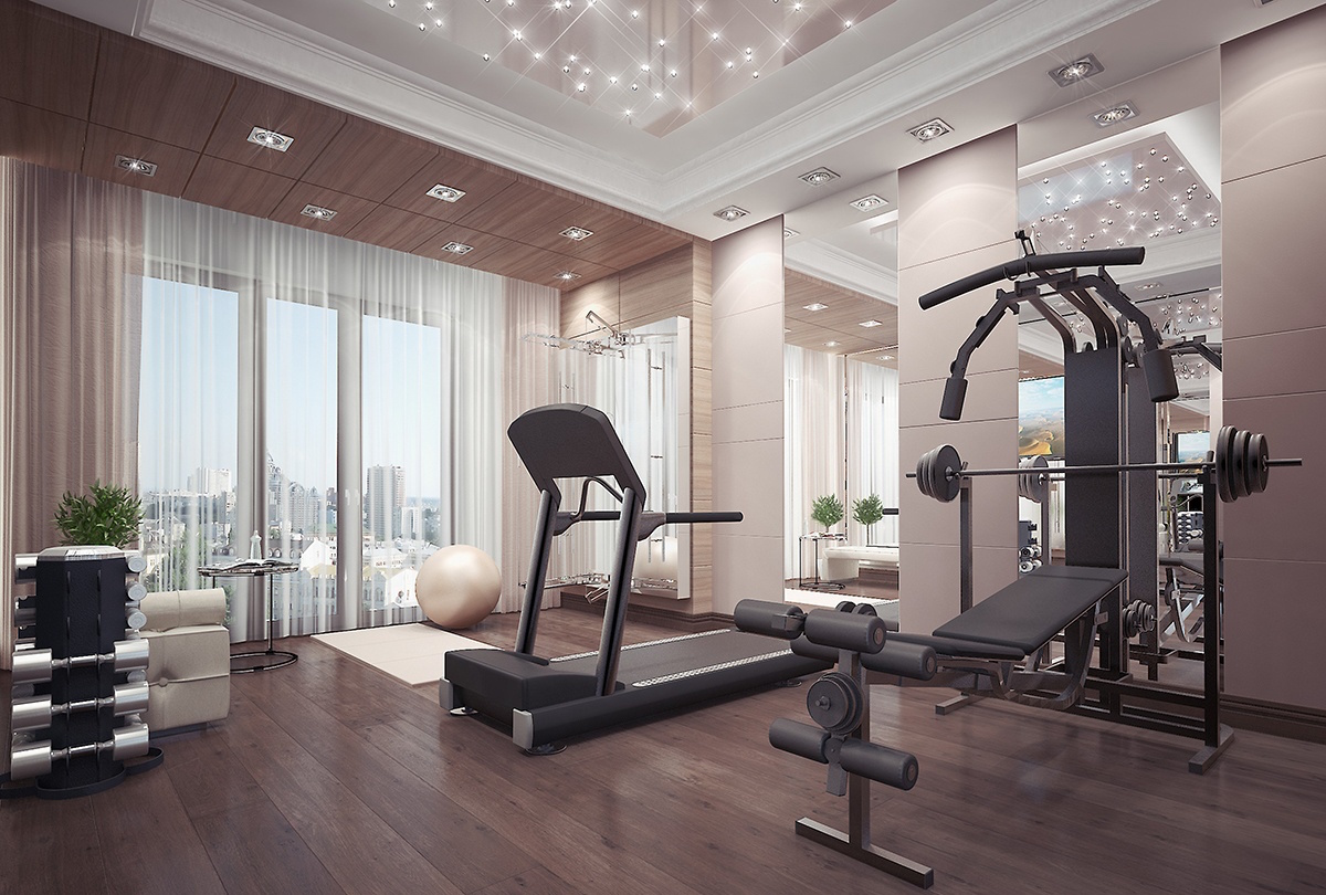 Connected Wellness Facility - Connected Gym
