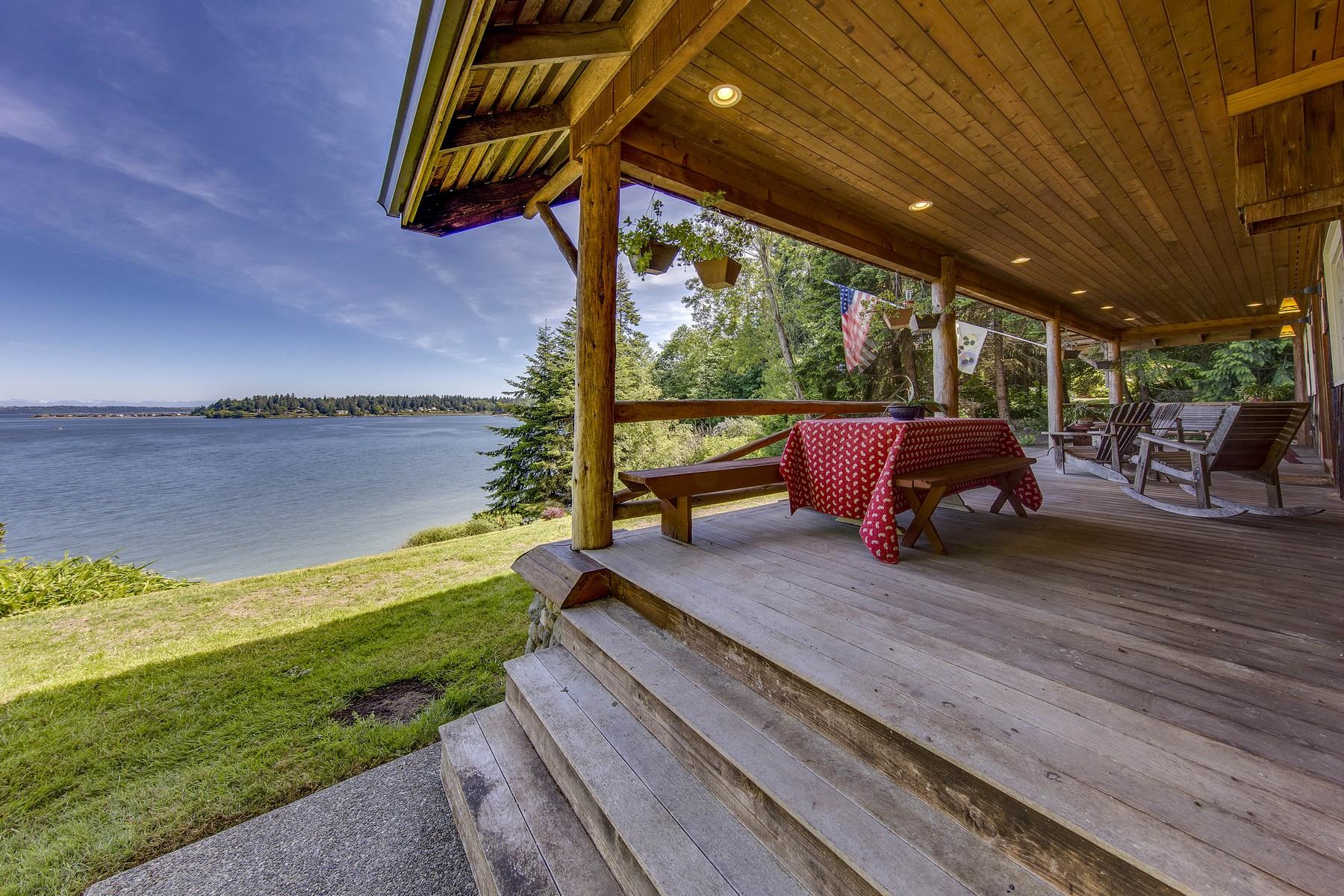 ***16550 Agate Point Rd NE, Bainbridge Island | Sold for $1,250,000