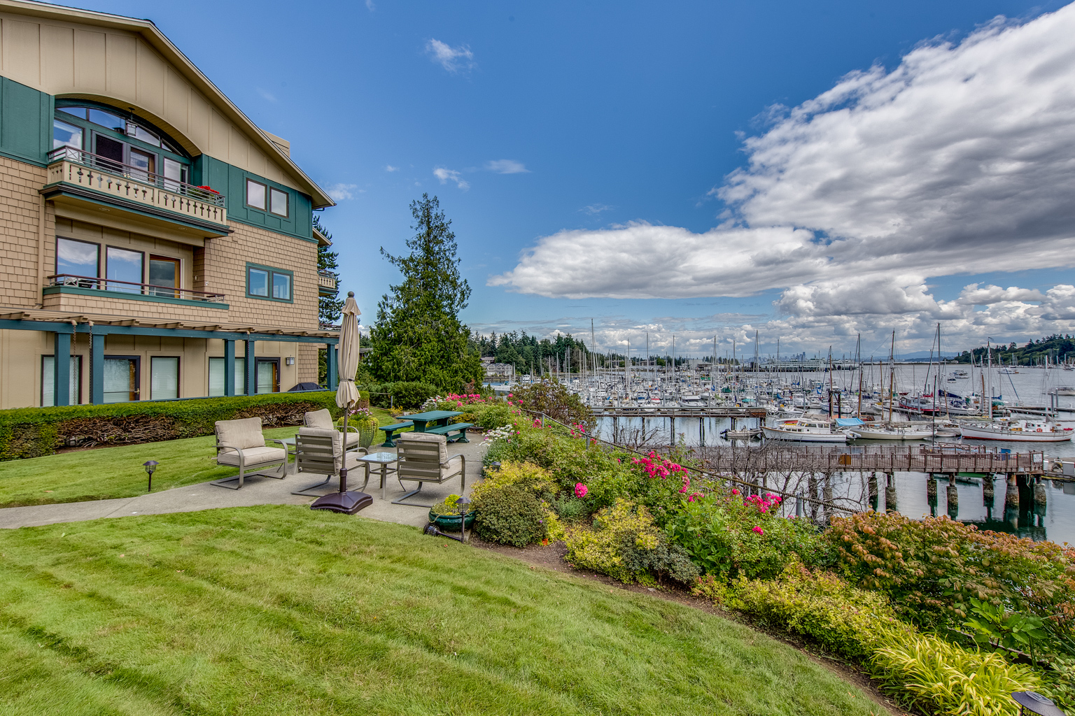 *546 Wood Ave NE, Bainbridge Island | Sold for $650,000
