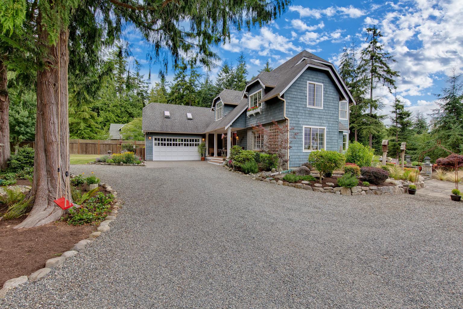 *4188 El Cimo Lane NE, Bainbridge Island | Sold for $960,000
