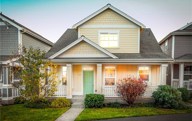 **143 Whimbrel Lane, Poulsbo | Sold for $410,000
