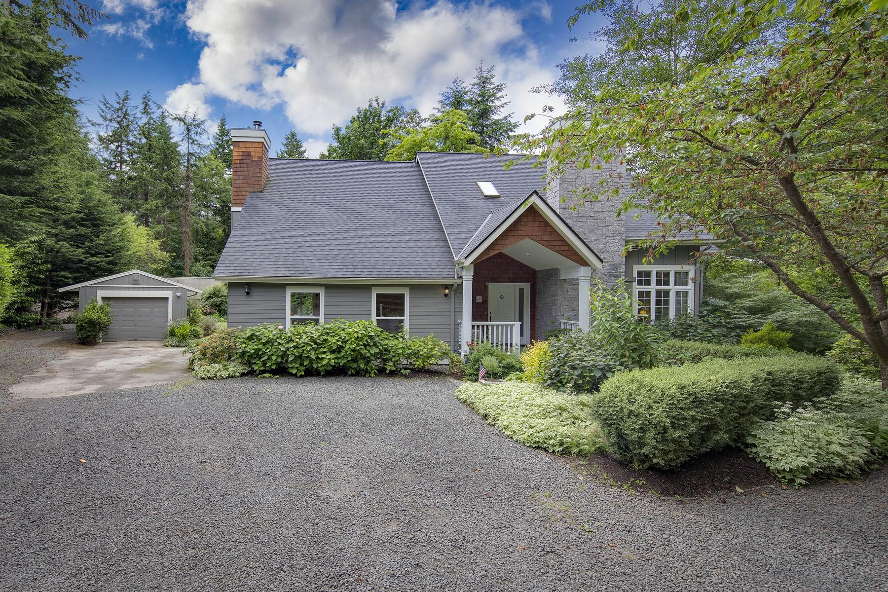 *10645 Falk Road NE, Bainbridge Island | Sold for $750,000
