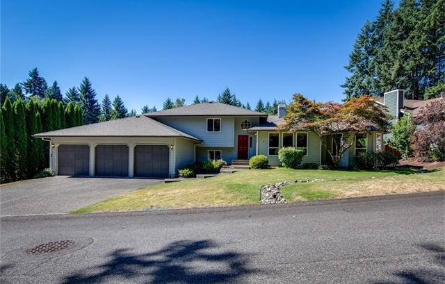 **1281 NW Timber Shadow Court, Silverdale  |  Sold for $415,000