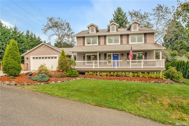 **1062 NW Sherman Hill Road, Poulsbo | Sold for $475,000