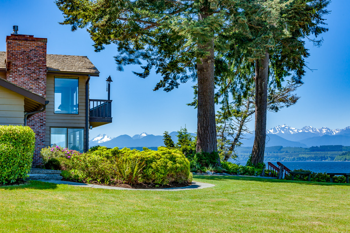 *1240 NW Comyn Road, Poulsbo | Sold for $1,350,000