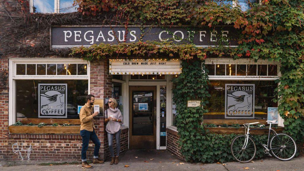 Copyright @ Pegasus Coffee