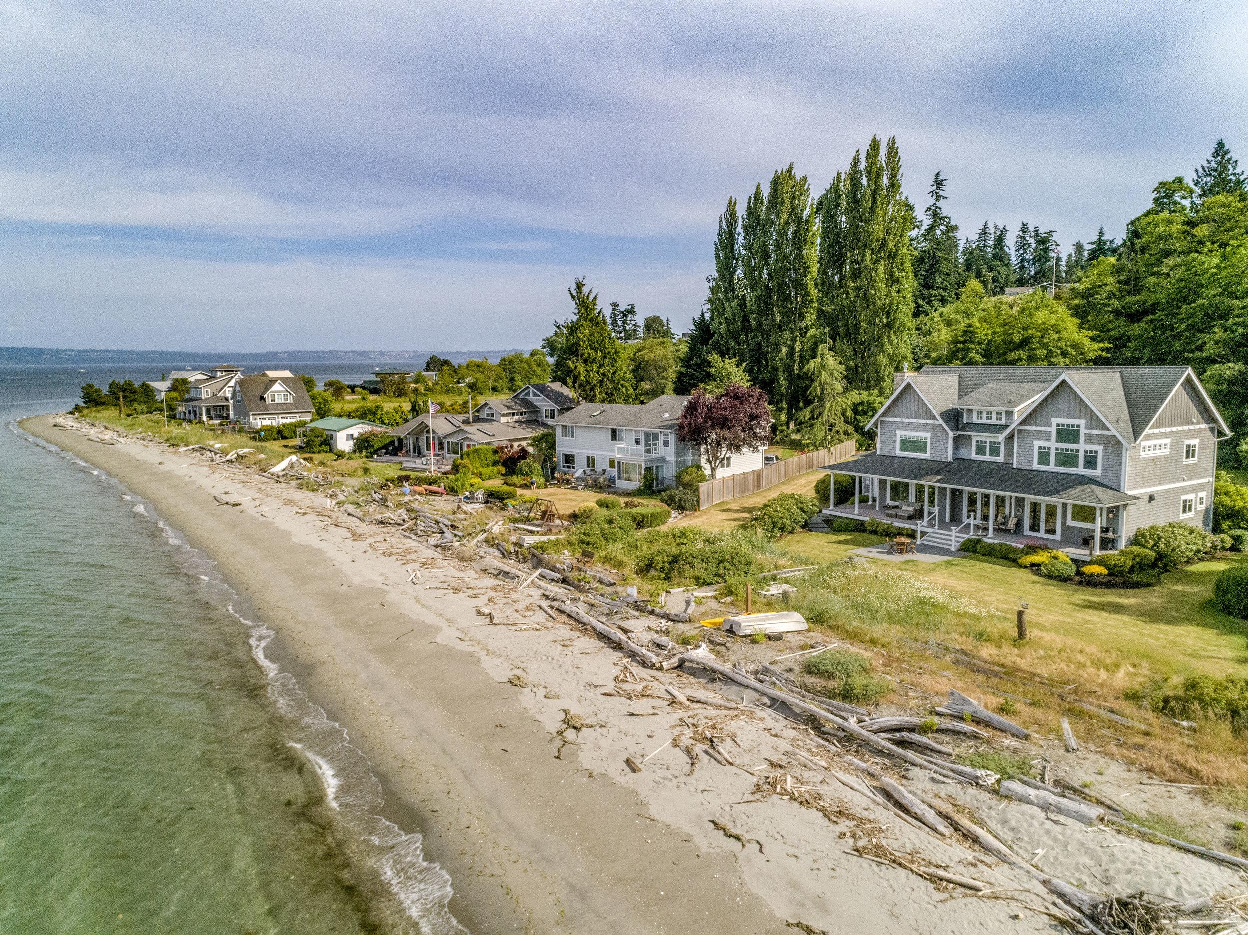* 12906 NE Beach Cove Lane, Kingston | Sold for $1,900,000