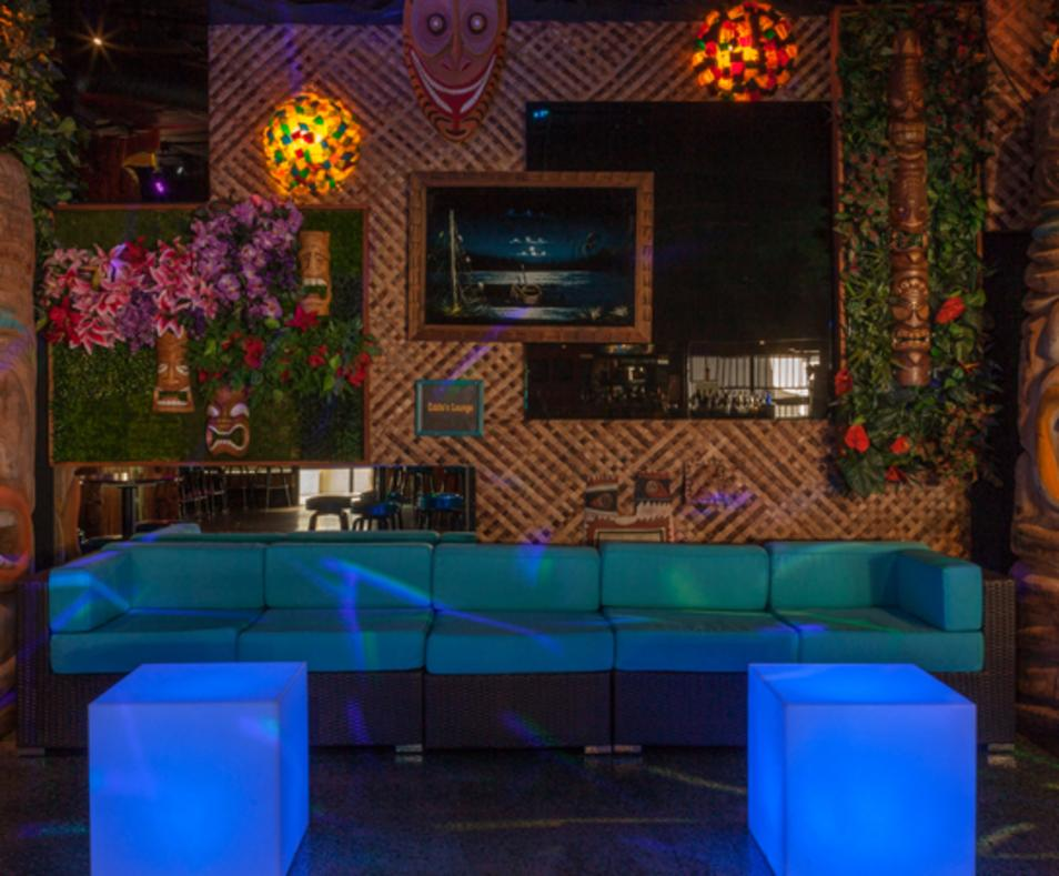 Toucans Tiki Lounge // 2100 N Palm Canyon Drive - Great for dancing and the famous drag show on Sunday nights.