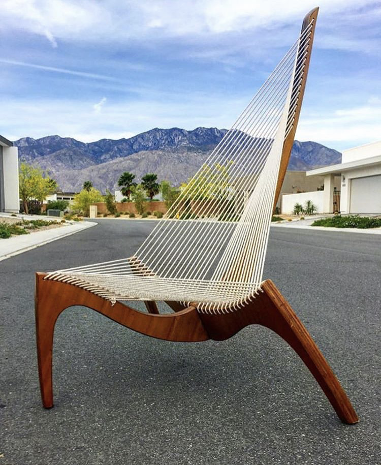 Photo courtesy of @modernway   Modern Way  // 2500 N Palm Canyon Dr  Mid-century furniture and home decor