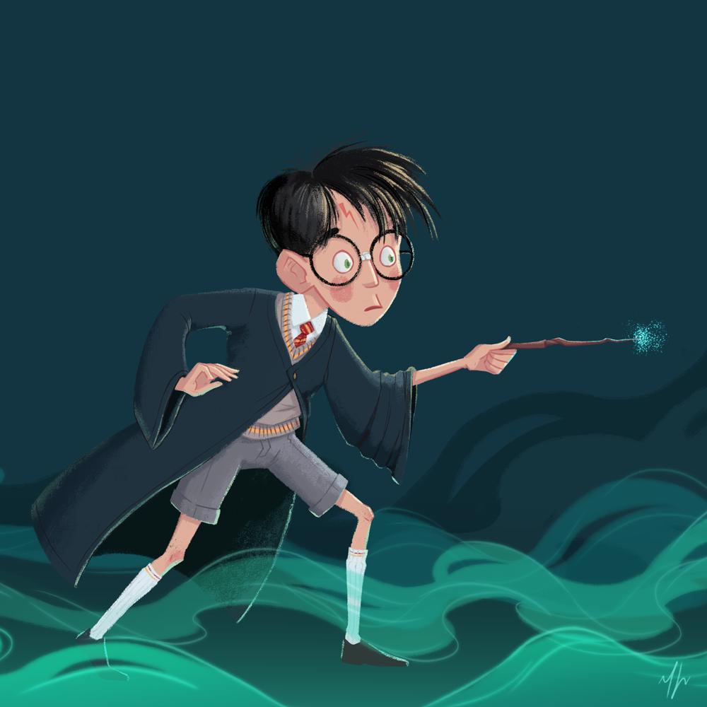 December   Thema: Harry Potter