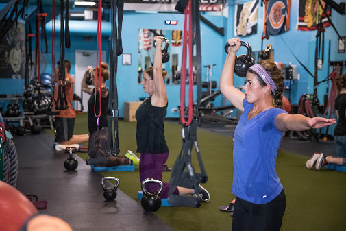 Small Group Training - Strength and conditioning, Rowing, Kickboxing