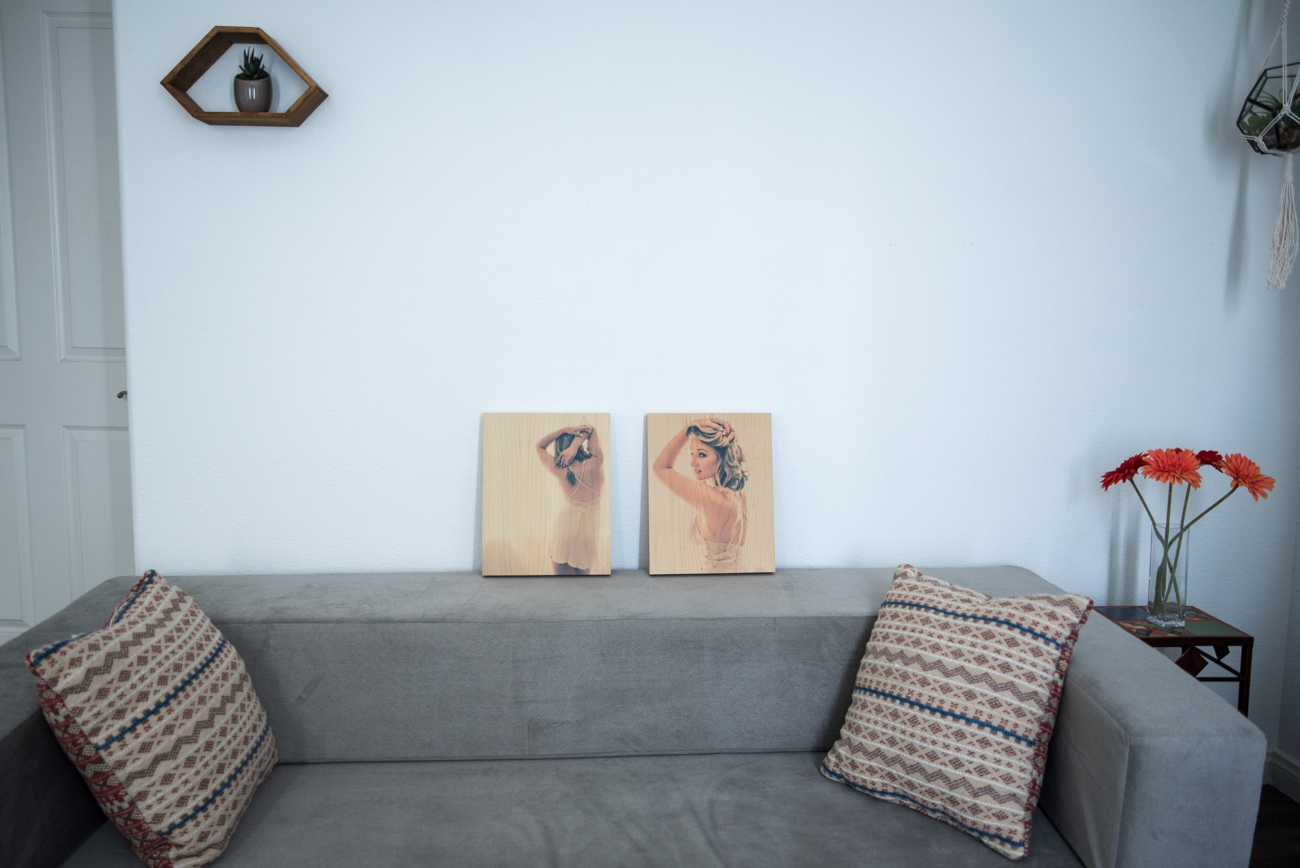 prints on wood Martina Zando Photography
