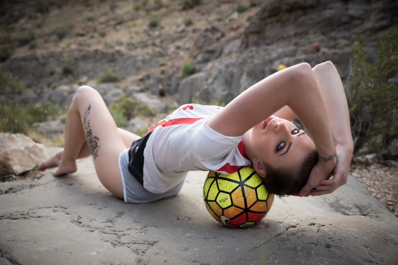 soccer prop ball boudoir sport