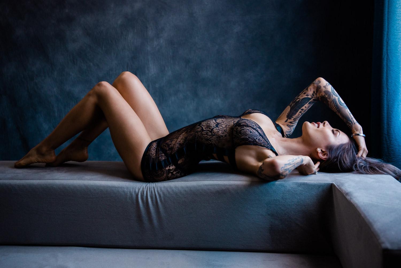 Naty Ashba sophisticated sensual boudoir las vegas