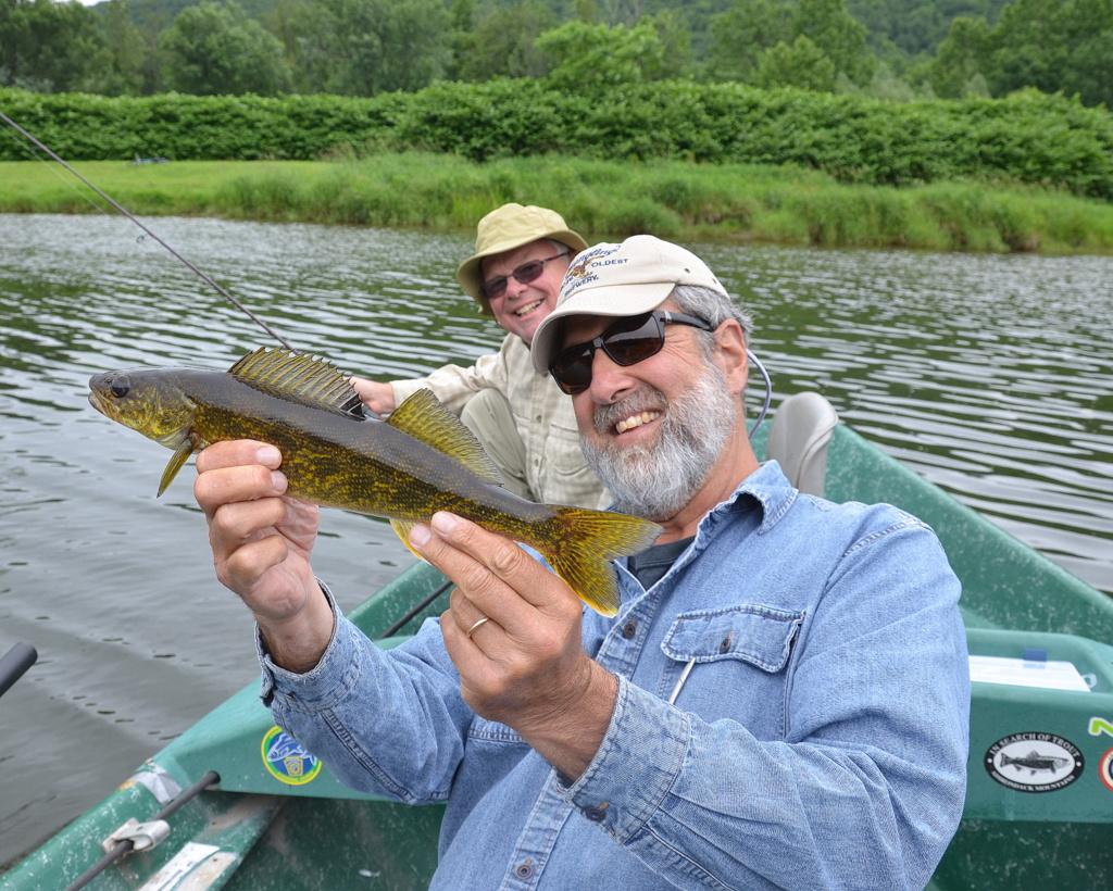 6/20/15 Junction pool Walleye onthe Main stem!