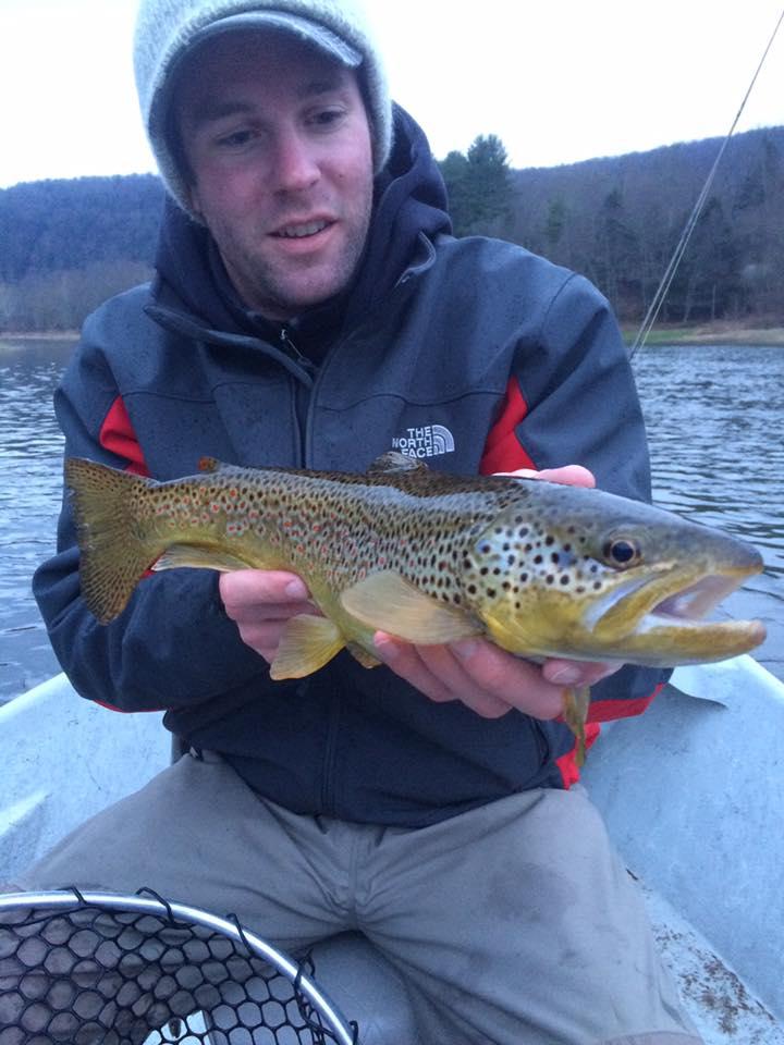 4/11/16 Kyle T. ups his game hitting big fish targets. Nice Brown!