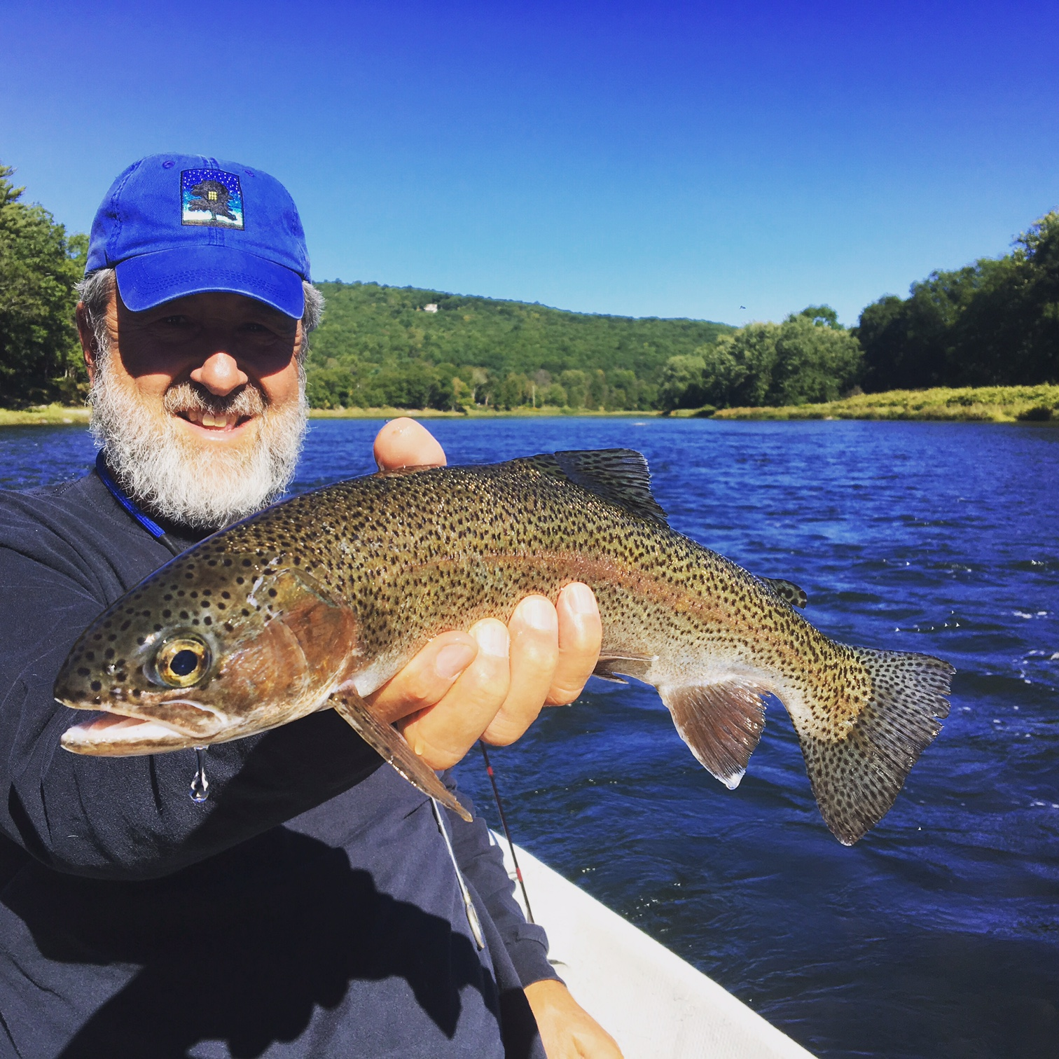 A nice rainbow for Guide Mike P.