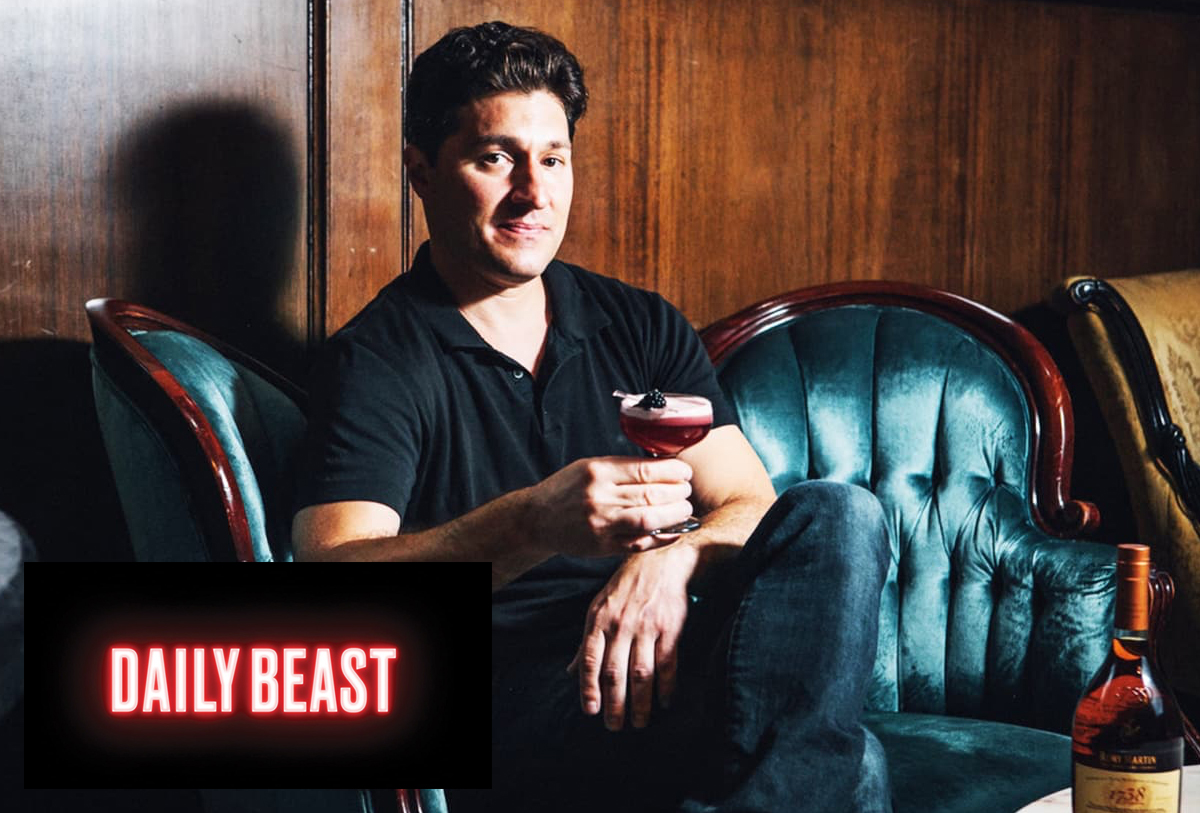 November 2018   THE DAILY BEAST: Going 10 Rounds With Top Bartender Jason Hedges