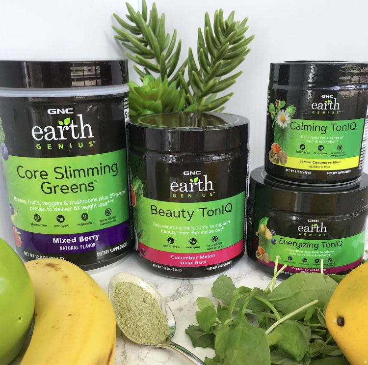 This post is sponsored by GNC Earth Genius, however, I'm sharing my own thoughts. All opinions are my own.The US Food and Drug Administration has not evaluated the statements in this post. These products and statements are not intended to diagnose, treat, cure or prevent any disease.