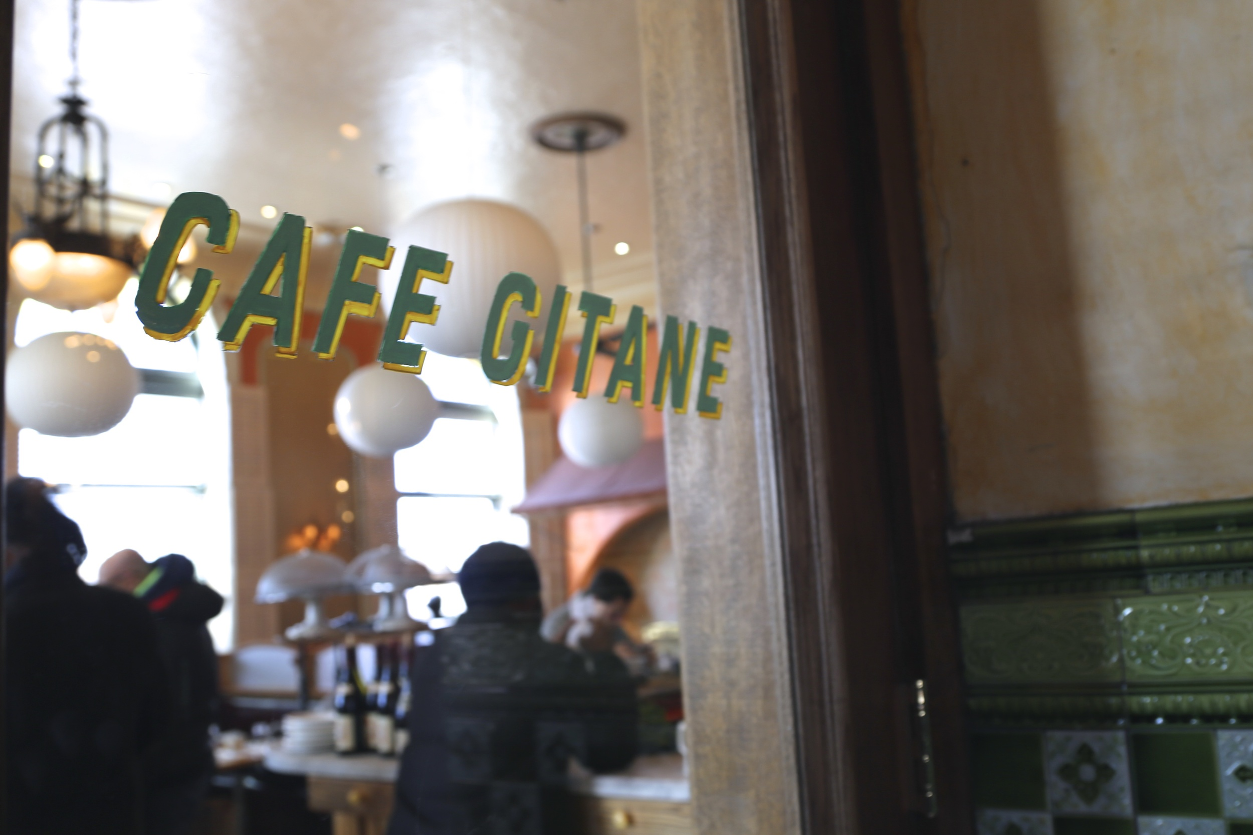 06.03.15 Café Gitane and The Jane Hotel