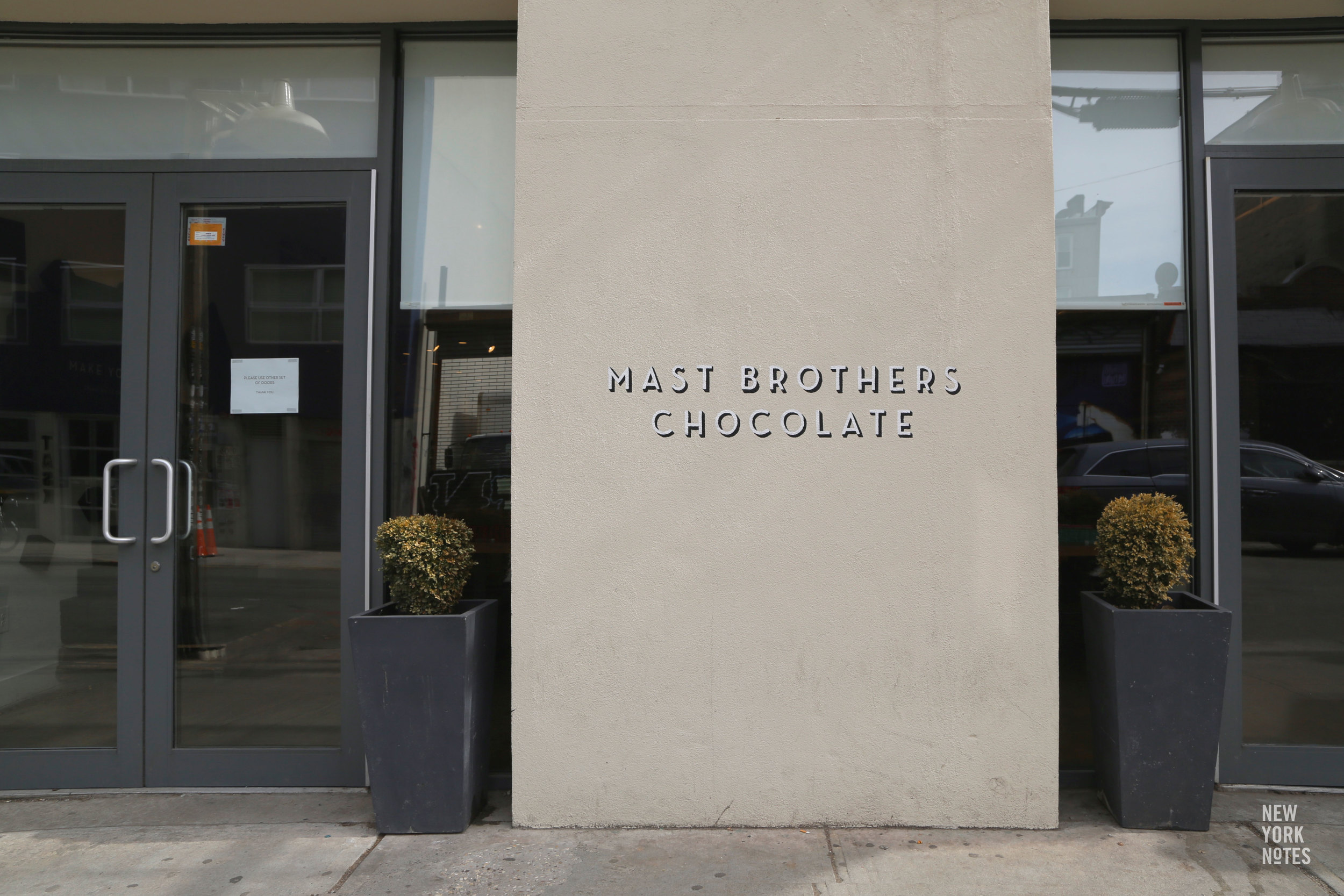19.09.15 Depanneur, Mast Brothers and Sketchbook
