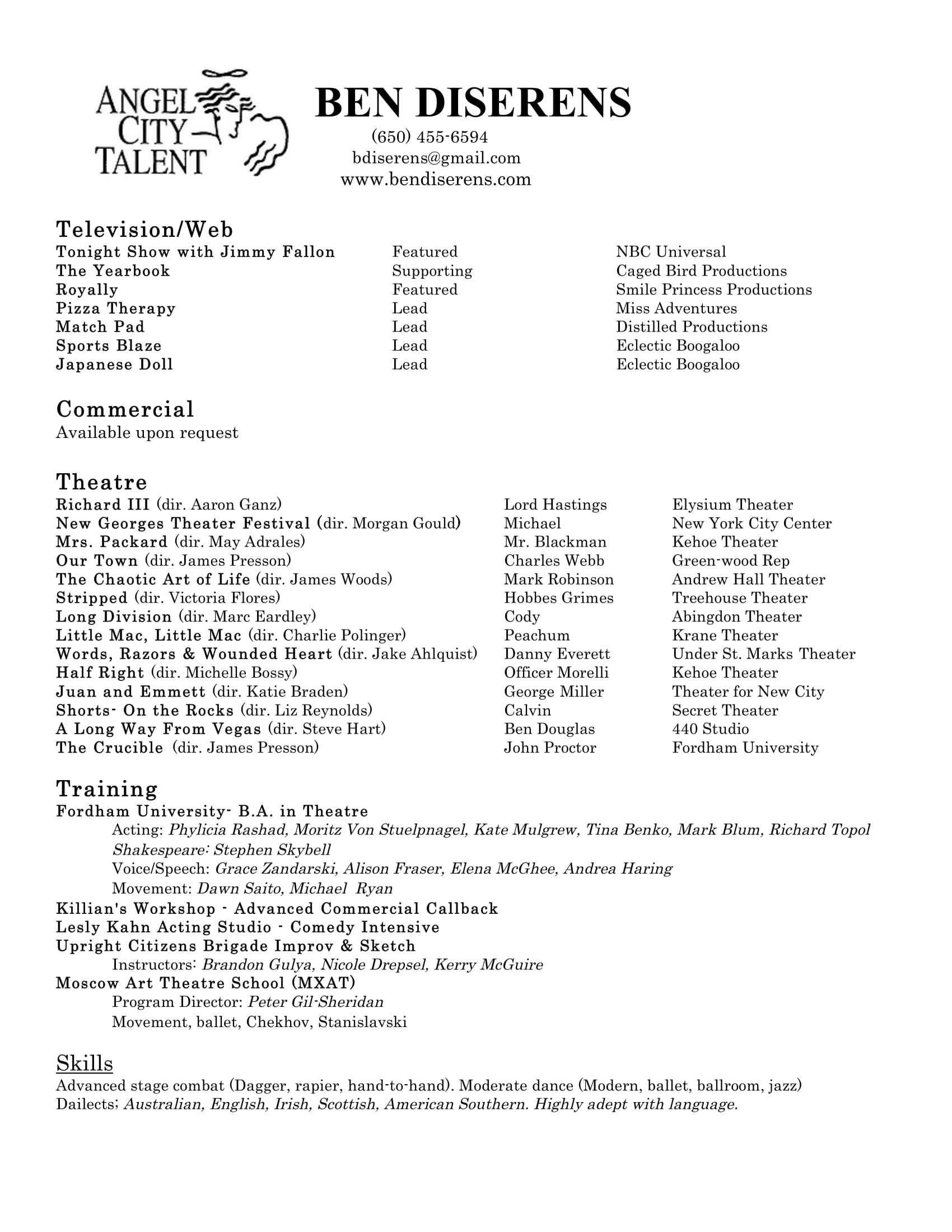 Ben Diserens Acting Master Key Resume-1.jpg
