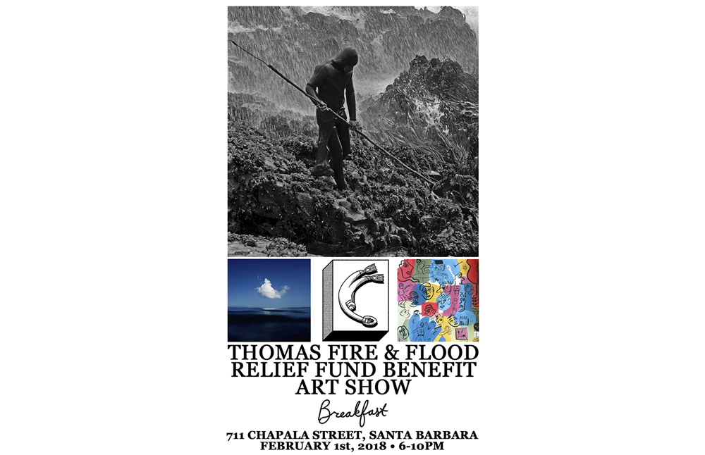Thomas Fire & Flood Benefit