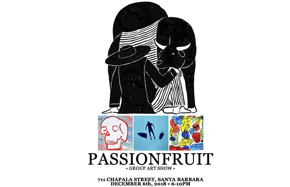 Passion Fruit Art Show
