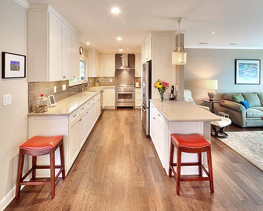 This home was featured in the  NARI 2015 Remodeled Homes Tour.