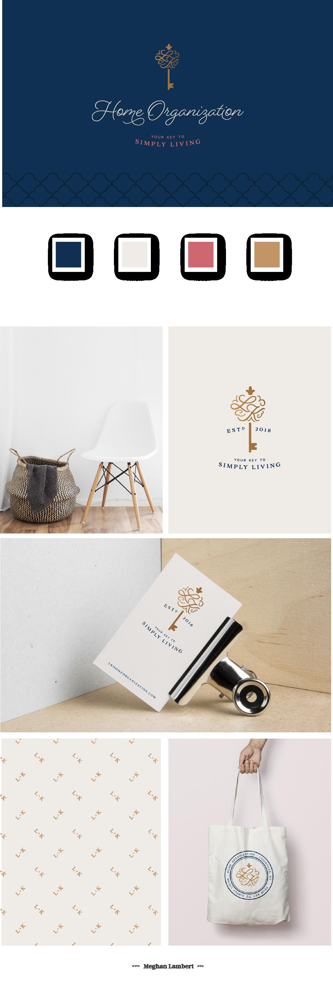 L+K Home Organization Brand by Meghan Lambert