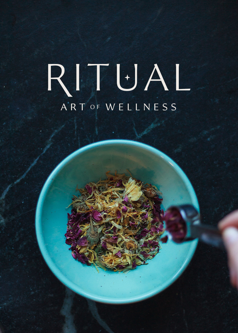 Ritual Art of Wellness - Brand & Website Design