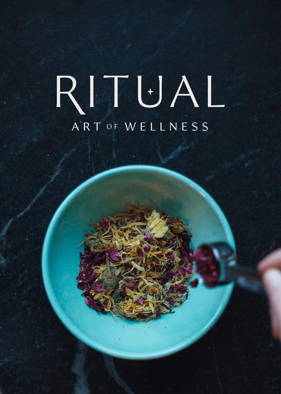 Ritual Art of Wellness - Brand & Website Design