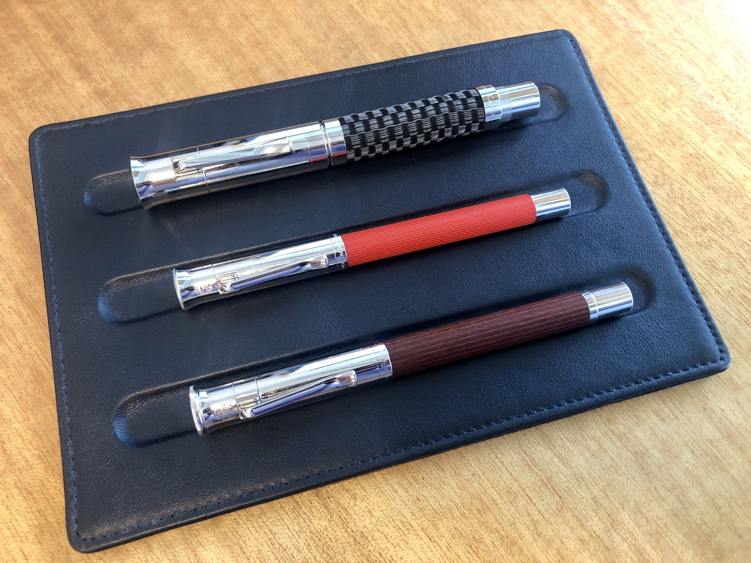 Graf von Faber-Castell Classic, Guilloche, and Pen of the Year (2009)