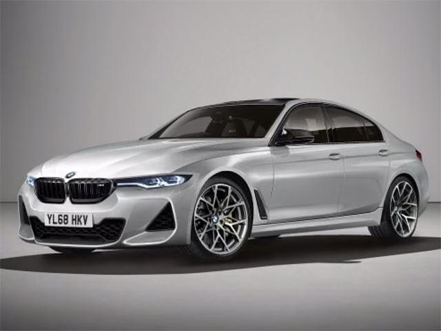 What do you think about AutoBild's rendering the G80 M3? #autobild #g80