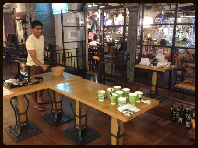 Rumaan pong indonesia jakarta mall