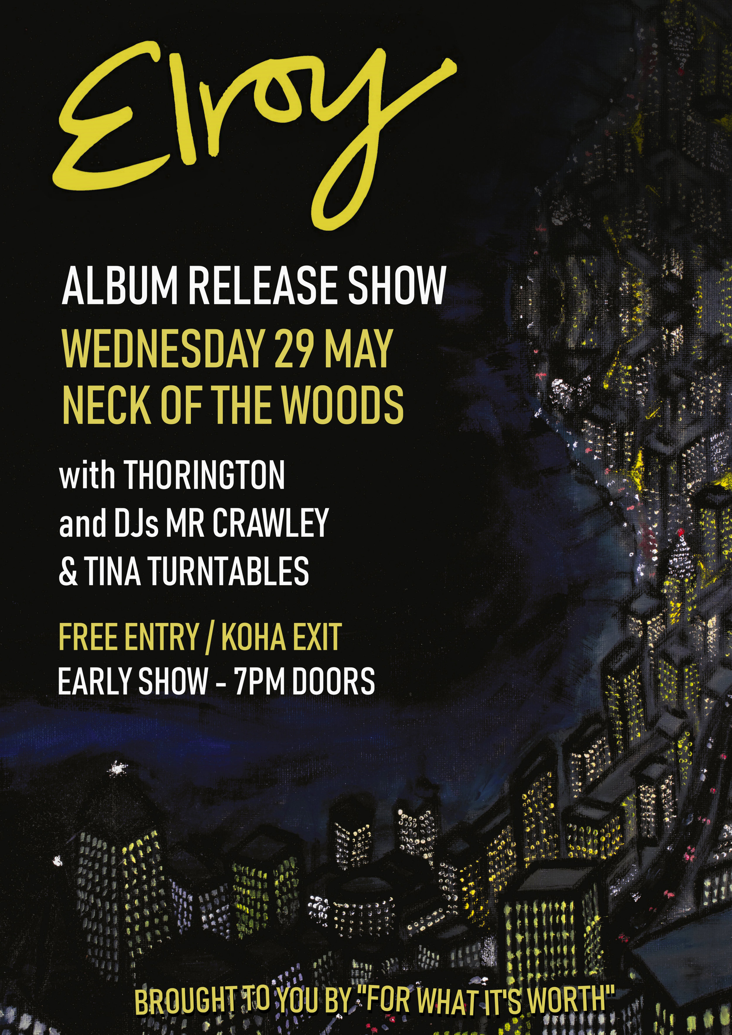 Events — Neck of The Woods