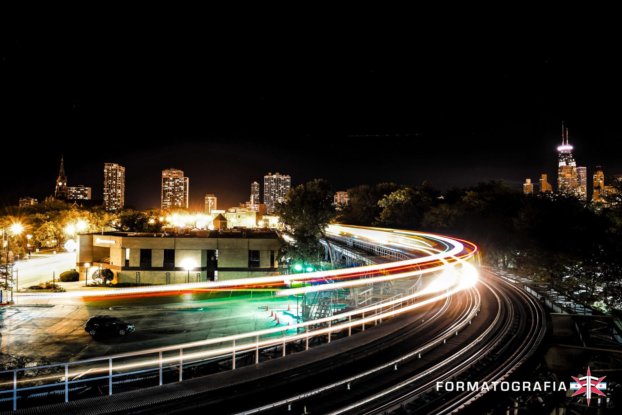eric formato chicago photographer fall update city architecture shotsbrown-line-night-streak-dark.jpg