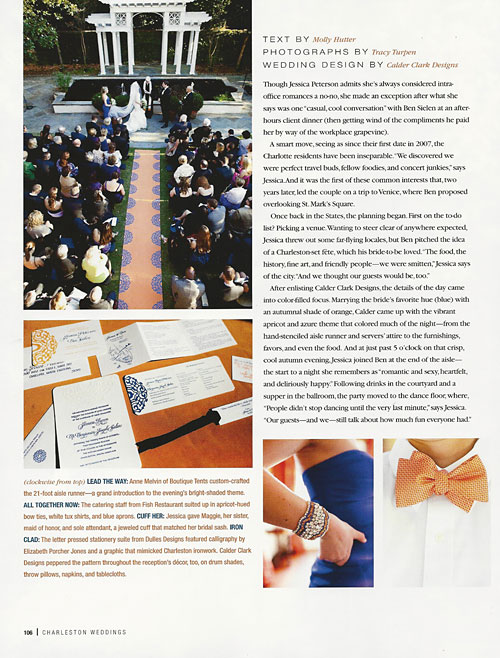 Charleston-Weddings-Fall-Winter-2012-Orange-Runner-2.jpg