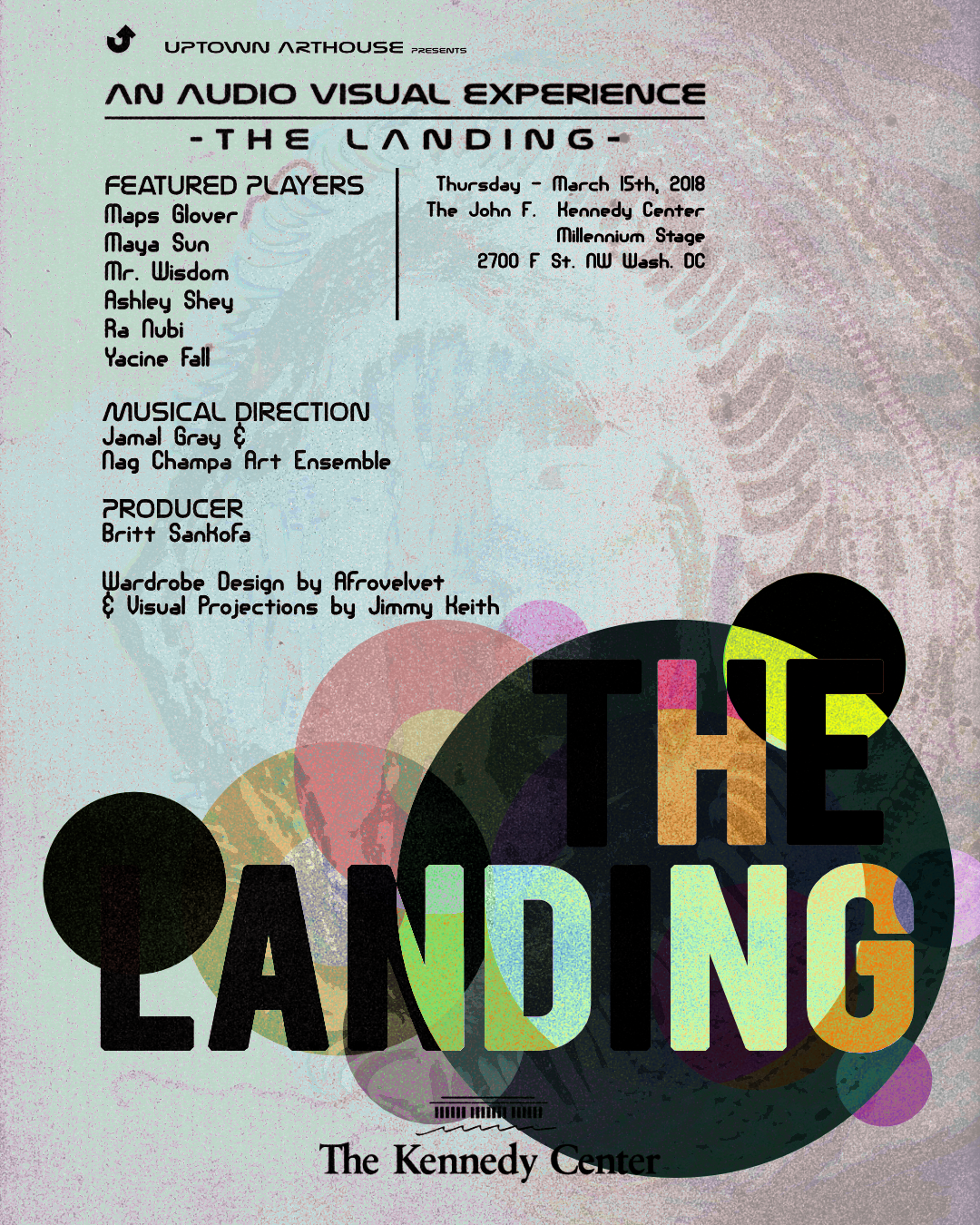 Flyer designed by  Richard Mijangos .
