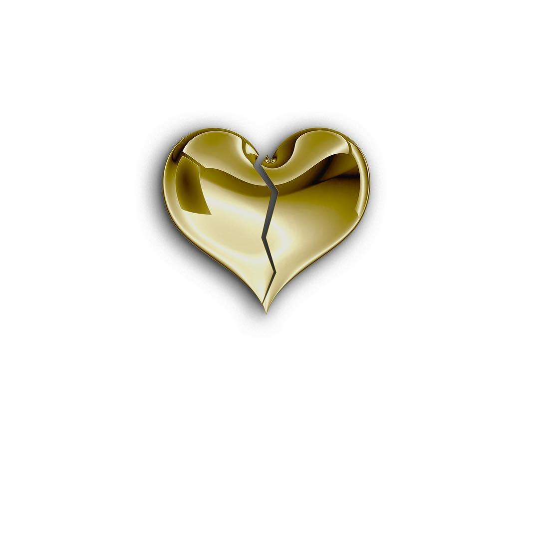 "Cover art by Sakony Shakur Burton for Linwood's latest single ""Hate Breaking Hearts"""