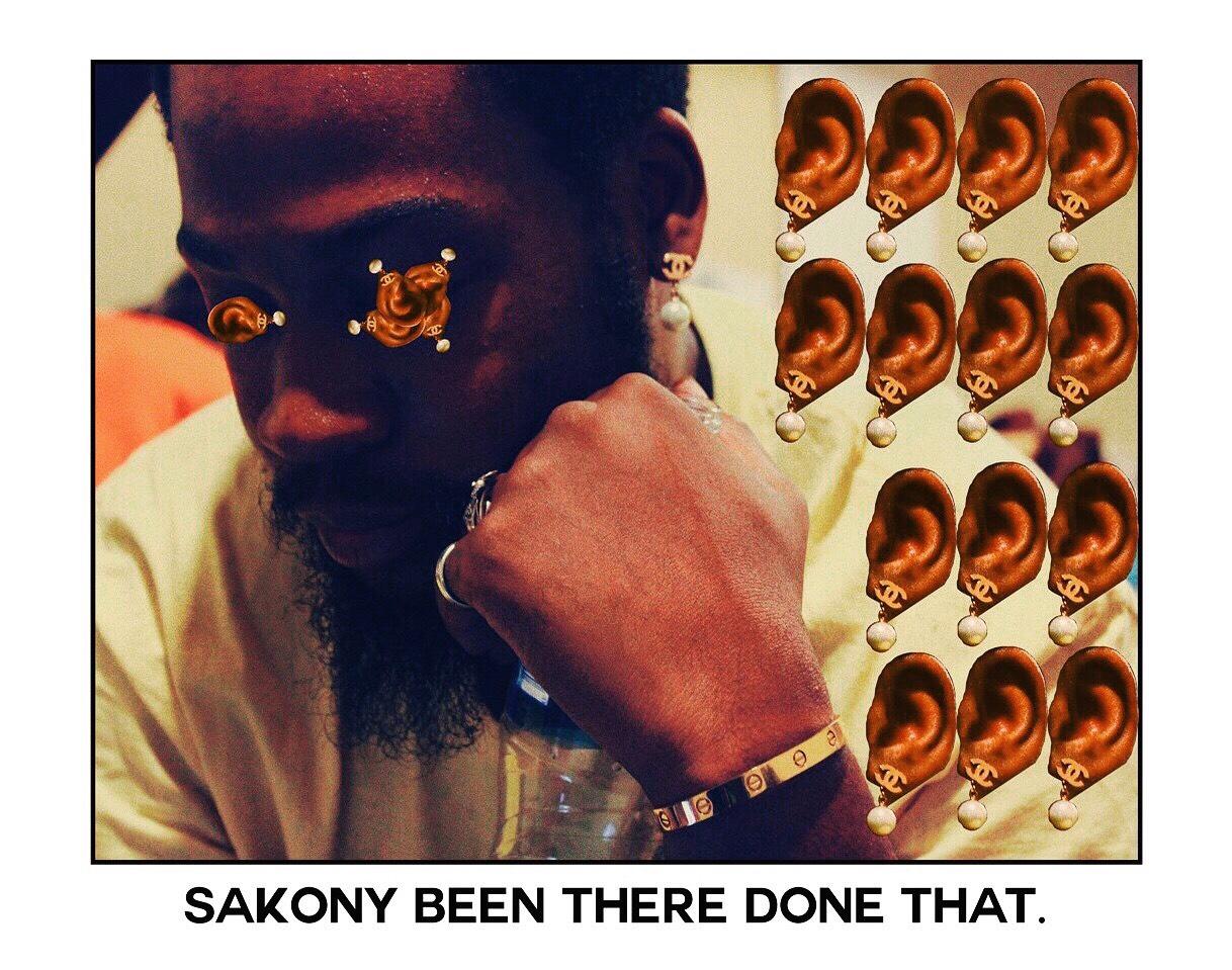 Sakony Burton | Graphic by Alex Young