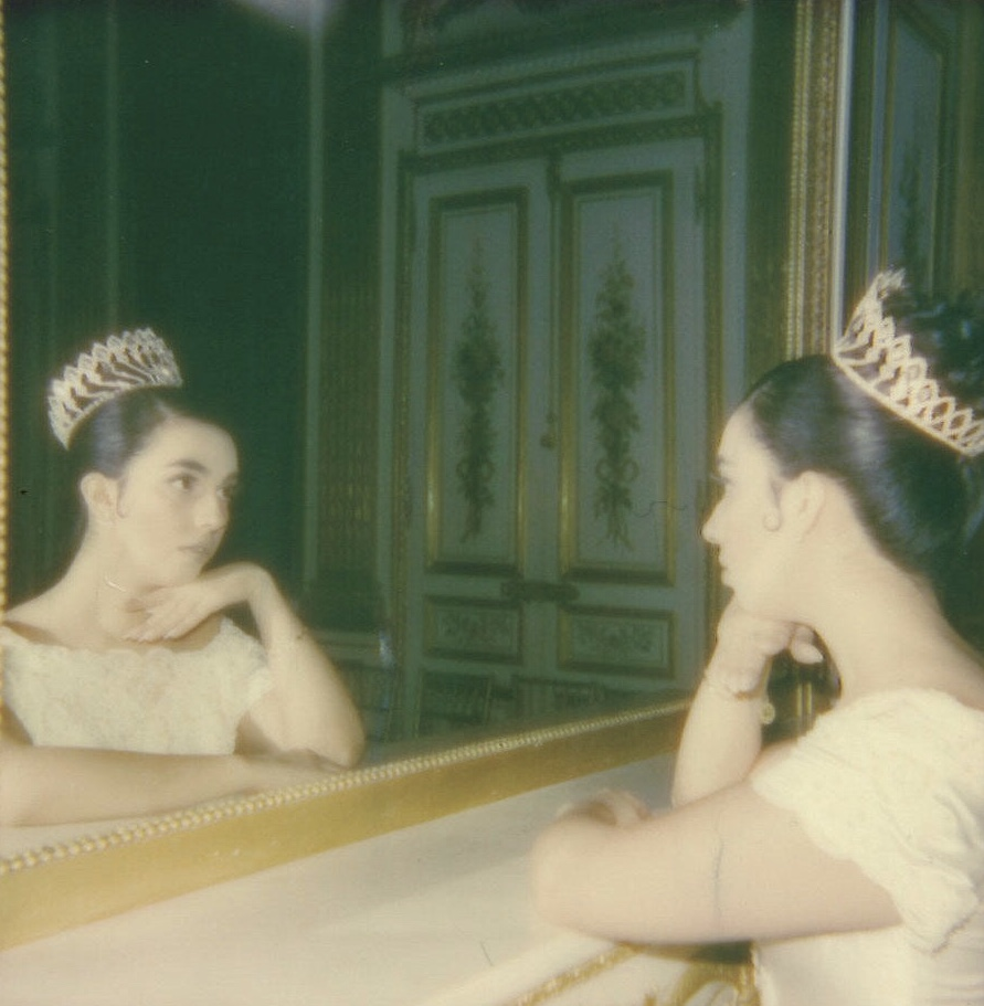 Photographer Ashley Llanes abhorred the idea of a Quinceañera, but eight years later it became the inspiration to her thesis project. Polaroids by Maxwell Young